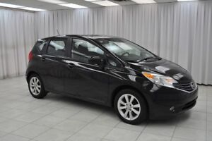 2014 Nissan Versa NOTE 1.6SL 5DR HATCH w/ BLUETOOTH, HEATED SEAT
