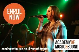 Music Courses Available in Southampton
