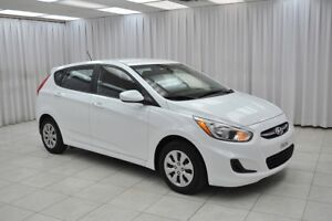 "2016 Hyundai Accent """"ONE OWNER"""" L 6SPD 5DR HATCH w/ USB/AUX PO"