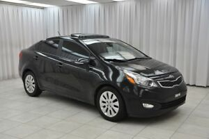2014 Kia Rio EX+ GDi SEDAN w/ BLUETOOTH, HEATED SEATS, USB/AUX