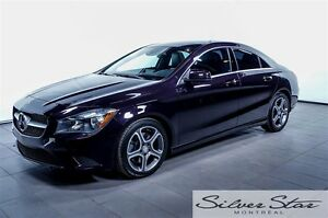 2014 Mercedes-Benz CLA250 4matic Coupe Premium Package, Driving