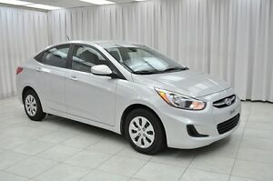 2016 Hyundai Accent 0.9% AVAILABLE! GL w/ A/C, HEATED SEATS, CRU