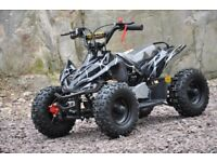 BRAND NEW ATV QUAD Bike 2017 Pit Mini motor Scrambler 49cc Pocket Dirt 50cc Moto Kids Motorbike Ped