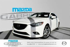 2014 Mazda MAZDA6 GT + NAVI LEATHER + SUNROOF