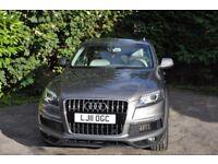 Audi Q7 LHD