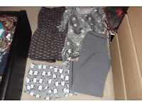 SELECTION OF SIZE 12/14 LADIES CLOTHES VARIOUS ITEMS