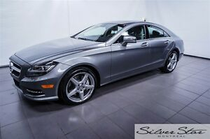 2014 Mercedes-Benz CLS550 4matic Coupe Premium Package, Advanced