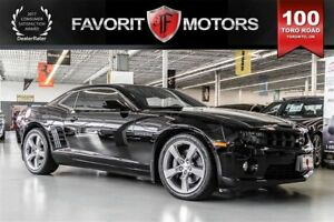 2010 Chevrolet Camaro 1SS, Leather, Sunroof,