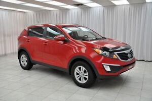 2012 Kia Sportage LX FWD SUV w/ BLUETOOTH, HEATED SEATS, USB/AUX