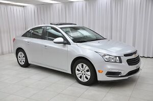 2016 Chevrolet Cruze WOW! WHAT MORE DO YOU NEED!? LT TURBO SEDAN