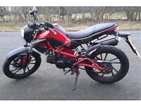 Kymco K-Pipe 50 (2013) 50cc Moped/Motorbike