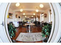 Porto & Fi, Kitchen Porter