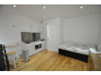 Available immediately bedsit with en-suite in southfields view asap to avoid disappointment