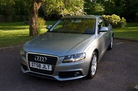 Audi A4 2.0l TDI- 2008- Diesel- Automatic- Low Mileage- Recent MOT & Service