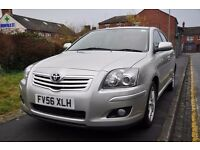 TOYOTA AVENSIS 2.0 T3-X 5DR DIESEL (FULL SERVICE HISTORY)