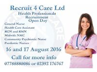 Registered Nurse Immediate Start