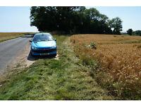 peugeot 206glx /mot may 2017 service history economical small car 475.00 ono