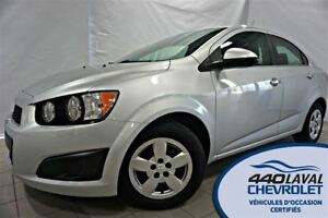 2014 Chevrolet Sonic LT AIR BLUETOOTH
