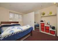 A three/ four bedroom family house to rent located within a quiet cul-de-sac on Leigh Hunt Drive