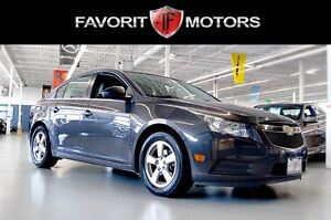 2014 Chevrolet Cruze LT | LTHR | BACK-UP CAM | HEATED SEATS