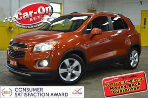 2014 Chevrolet Trax LTZ LEATHER SUNROOF STUNNING !!!