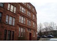 One Bedroom Furnished Flat Craig Road, in Traditional Flat in Glasgow's South Side (ACT 523)
