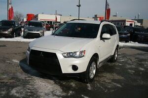 2011 Mitsubishi Outlander ES AWD SIEGES CHAUFFANT