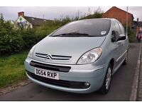 CITROEN XSARA PICASSO 2.0 HDI EXCLUSIVE 5DR DIESEL (PART SERVICE HISTORY)