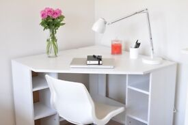 DESK FOR COLLECTION ONLY