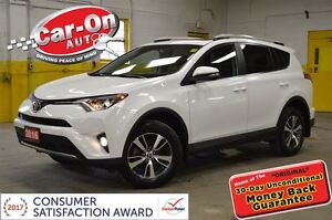 2016 Toyota RAV4 XLE AWD SUNROOF ALLOYS BACKUP CAM