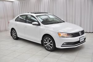 2015 Volkswagen Jetta 2.0L TDi TURBO DIESEL 6SPD SEDAN w/ BLUETO