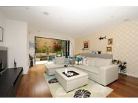 *** Stunning new build four bedroom family house to rent, Hatherley Gardens, Crouch End, N8 ***