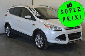 2015 Ford Escape Titanium 4WD Cuir+Demarreur a Distance