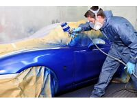 Car painter wanted top wage paid