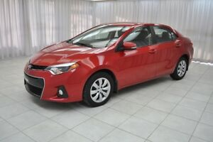 2014 Toyota Corolla S SEDAN w/ BLUETOOTH, HEATED SEATS, BACK-UP