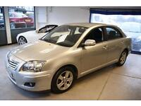 Toyota Avensis T3-X D-4d 5dr (silver) 2007