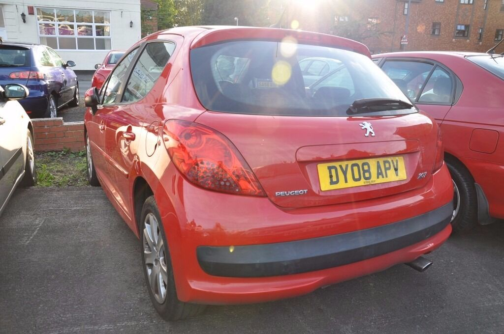 Peugeot 207 HDI, 5 door hatchback 1.5 diesel *2 keys* *long mot*