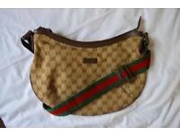 100% Authentic Gucci Designer Bag