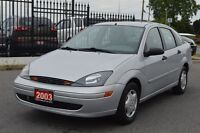 2003 Ford Focus Only 129,000 km