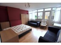 ***Beautiful Double room *** STEPNEY GREEN*** BRAND NEW with PRIVATE GARDEN