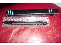 NEW IN BOX TECH PEN WITH RULER, SCREWDRIVER HEADS, STYLUS INSIDE THE PEN