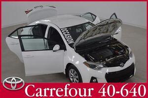 2016 Toyota Corolla S Bluetooth+Camera de Recul+Sieges Chauffant