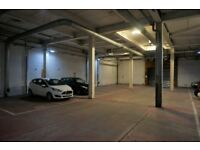 Glasgow City Centre Parking Space for RENT in Secure Residential Garage = £100 Per Month