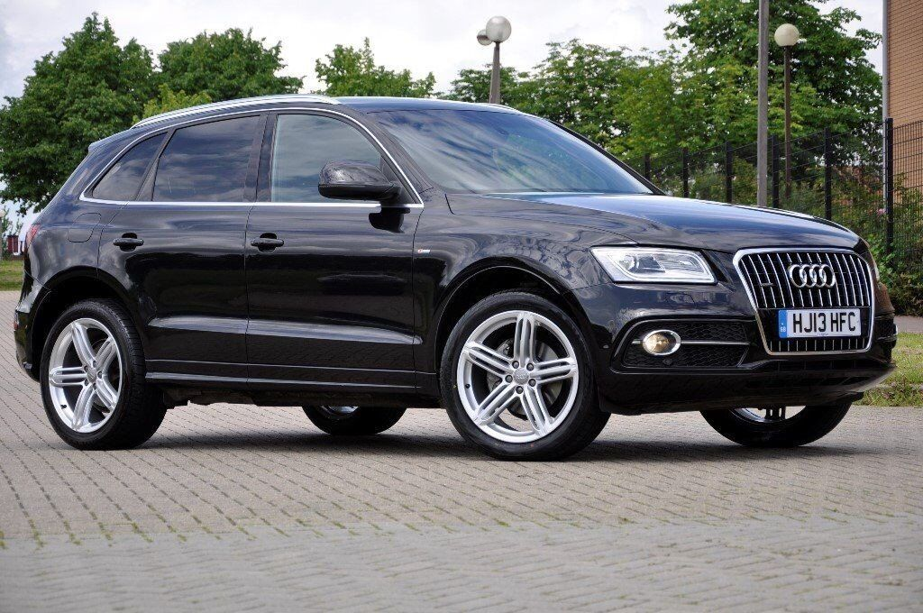 2013 audi q5 2 0 tdi s line plus s tronic automatic diesel quattro 5dr start stop 4000. Black Bedroom Furniture Sets. Home Design Ideas