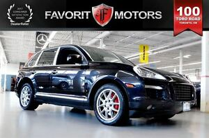 2008 Porsche Cayenne Turbo AWD | LTHR | NAVI | HEATED SEATS