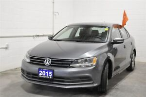 2015 Volkswagen Jetta Trendline + 2.0 6sp at