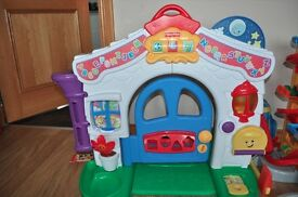 Fisher Price - laugh and learn learning home