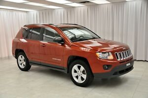 2012 Jeep Compass NORTH EDITION 4x4 SUV w/ A/C o ALLOYS o HEATED