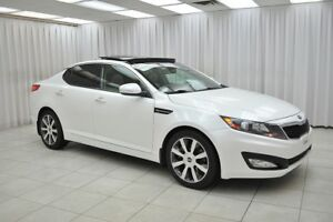 2012 Kia Optima EX+ GDi SEDAN w/ BLUETOOTH, NAVIGATION, HEATED /