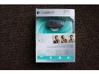 Brand New Original LOGITECH C270 Webcam